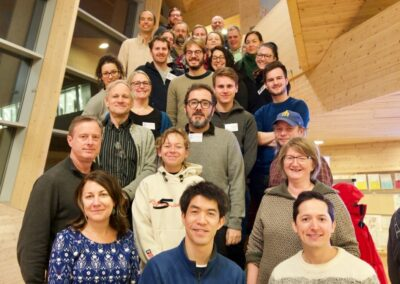 Research School group photo